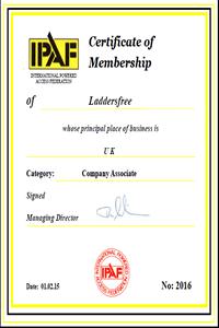 ipaf-certificate